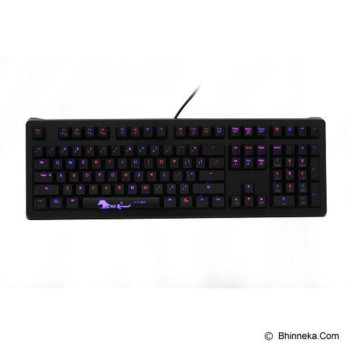 DUCKY DKSH1408 Shine 4 Brown [DKSH1408SD-BUSALAABR] - Black - Gaming Keyboard
